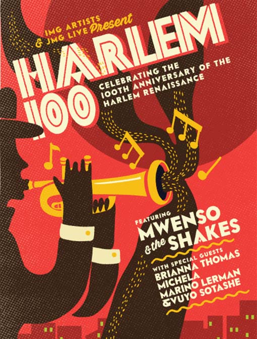 Harlem100_Ad Mat_RED