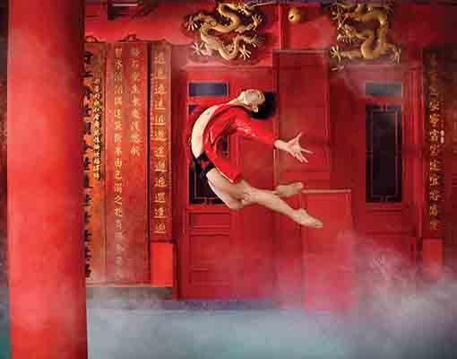 Brand Photo_Li Jiabo- Dancer- Li Jiabo, Creative- Design Army, Photography- Dean Alexander