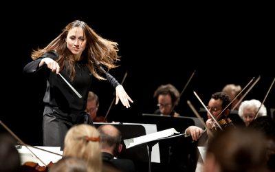 Joana Carneiro Announced as New Principal Guest Conductor of Real Filharmonía de Galicia from 2020/21