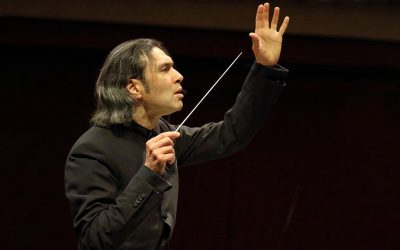 """Exciting times to come!"": critical acclaim for Vladimir Jurowski's first concerts as Music Director Designate of the Bavarian State Opera and Orchestra"