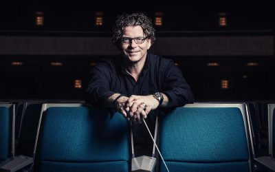 IMG Artists GmbH Welcomes Conductor Marcus Bosch to its Roster for General Management