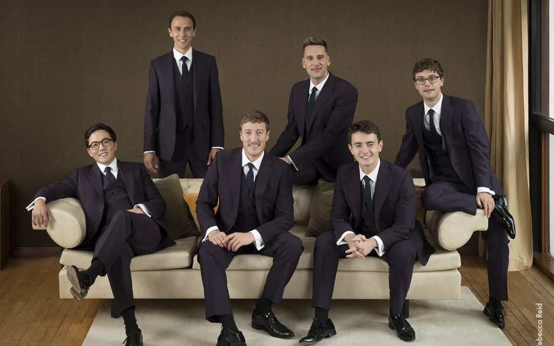 The King's Singers Named One of WQXR's 20 for 20: Artists to Watch in 2020