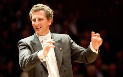 Giordano Bellincampi named Conductor Laureate of Kristiansand Symphony Orchestra