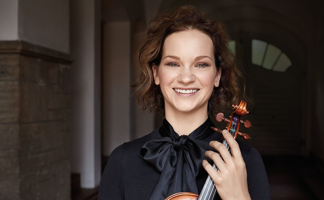 Hilary Hahn Releases New Suzuki Violin Recordings