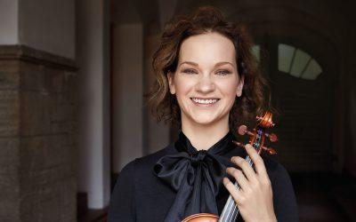 Hilary Hahn Releases New Suzuki Violin Recordings