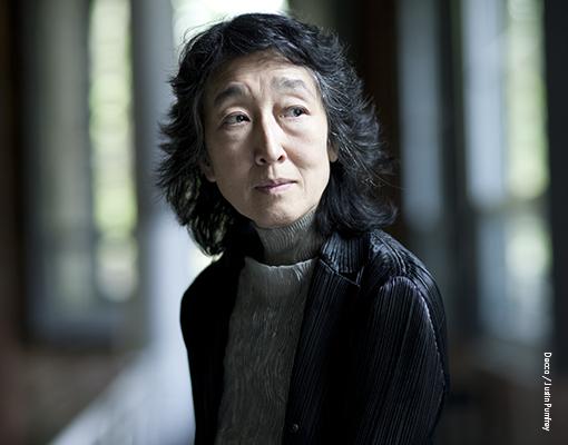 Mitsuko Uchida (c) Decca Justin Pumfrey 1