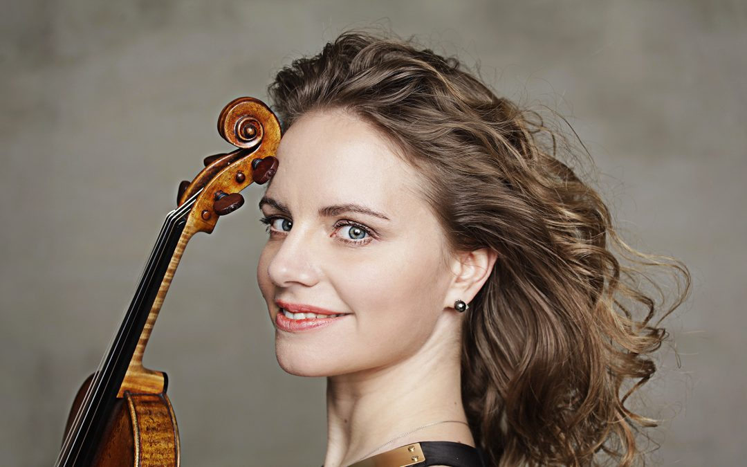 WATCH: Julia Fischer's Bavarian State Opera Recital to be Streamed Live on 30 March!