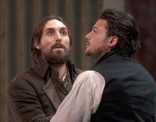 Zaremba - Met Opera, Tosca HD Broadcast