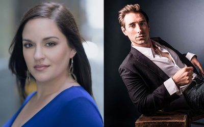 IMG Artists Welcomes Soprano Ann Toomey and Bass Christian Zaremba to its Roster for General Management