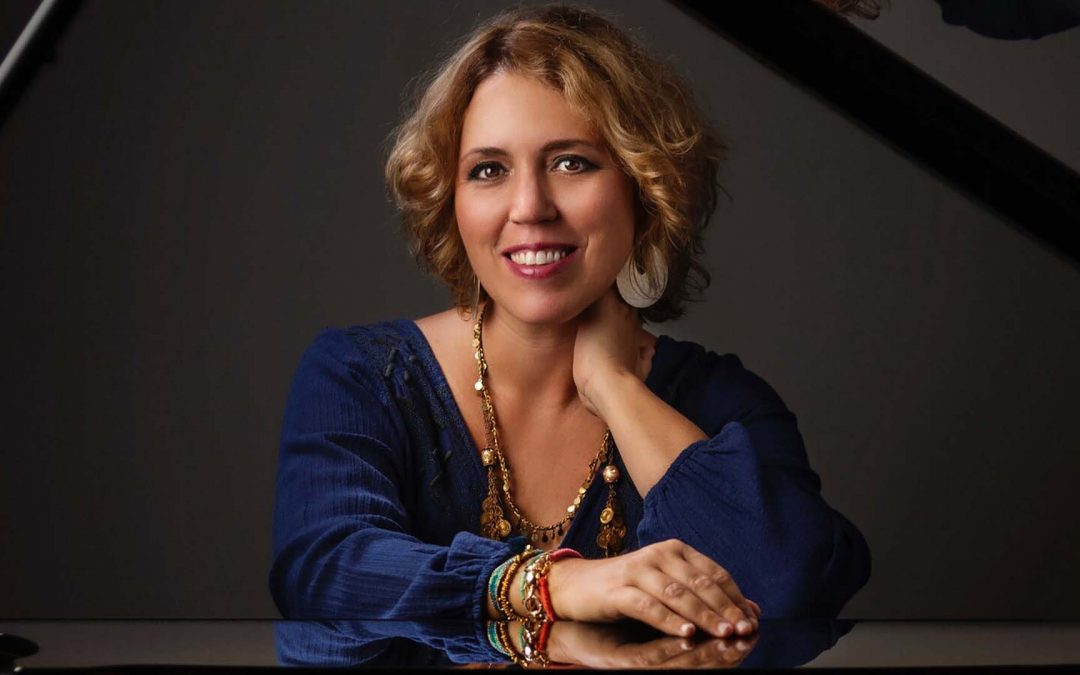 Gabriela Montero's New Clara Schumann Recording out 8 May, 2020