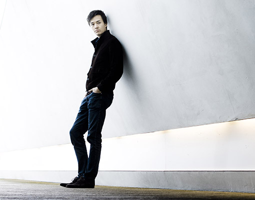 Louis Schwizgebel, PianistPhoto: Marco Borggreve