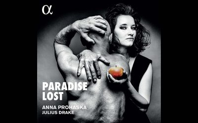 'Paradise Lost' The New Album from Julius Drake is Out 10 April