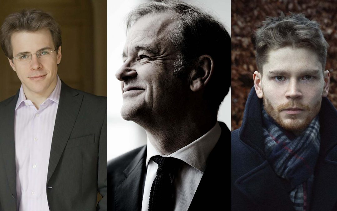 Jakub Hrůša, Julius Drake and Andrey Gugnin Honoured 2020 BBC Music Magazine Awards