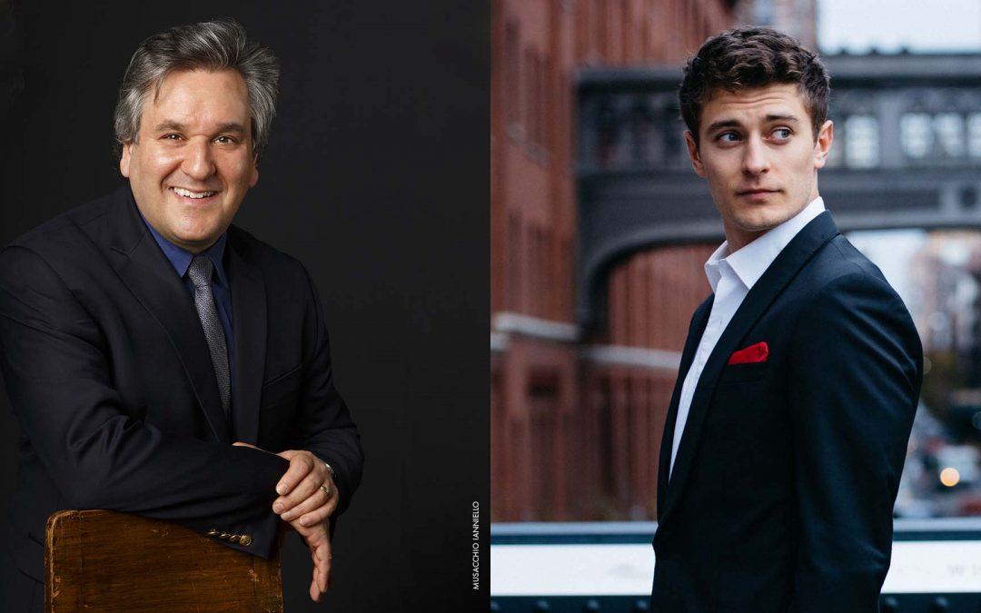 Sir Antonio Pappano & Jakub Józef Orliński Join the Gramophone Classical Music Award Winners Online Benefit Gala