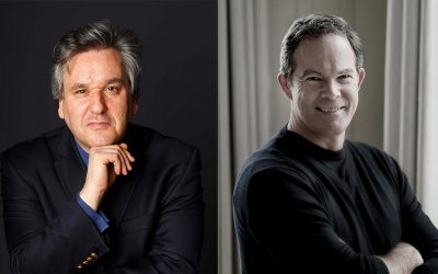 Sir Antonio Pappano and Gerald Finley Return to Royal Opera House in Concert on 13 June