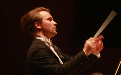 Pietari Inkinen Conducts Prague Symphony Orchestra for a Live Audience on 23 June