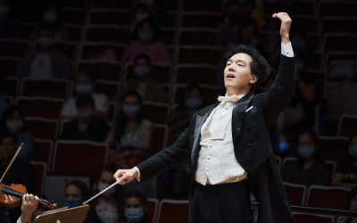 IMG Artists Welcomes Conductor Lio Kuokman to its Roster for General Management