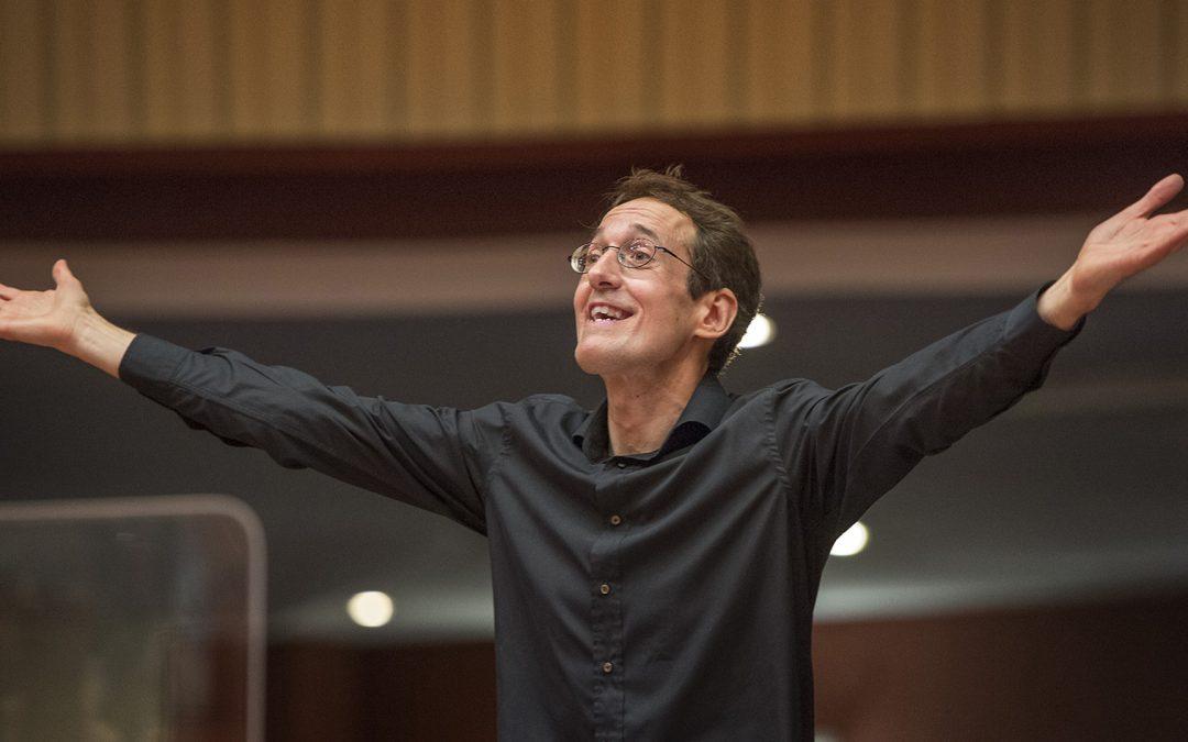 Principal Conductor Pablo González & RTVE Announce Thrilling 20/21 Season