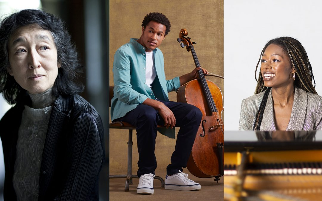 BBC Proms Announces 2020 Live Season featuring Mitsuko Uchida and Sheku and Isata Kanneh-Mason