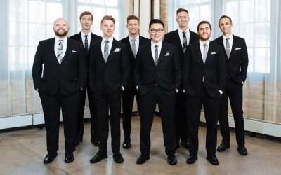 IMG Artists Welcomes Men's Vocal Ensemble Cantus for General Management