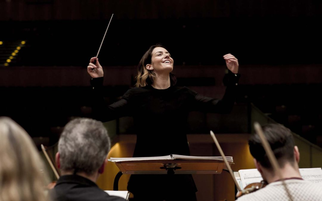 ALONDRA DE LA PARRA CREATES THE IMPOSSIBLE ORCHESTRA