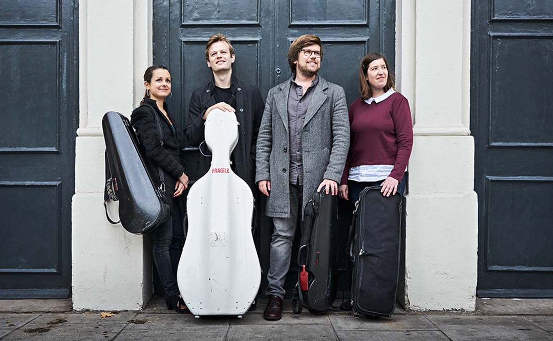 IMG Artists Welcomes the Castalian String Quartet to its Roster for General Management
