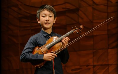 IMG Artists Welcomes Violinist Christian Li to its Roster for General Management