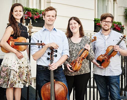 Copy of Castalian Quartet 3 credit Kaupo Kikkas