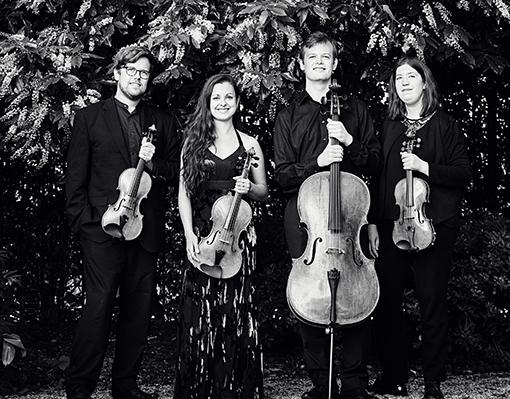 Copy of Castalian Quartet 6 B&W credit Kaupo Kikkas