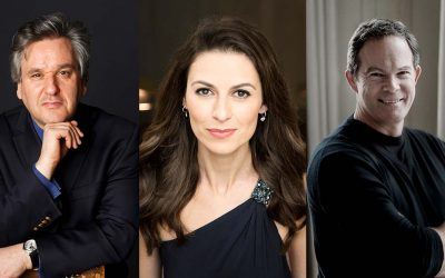 Pappano, Finley & Reiss Return The Royal Opera House Autumn 2020!
