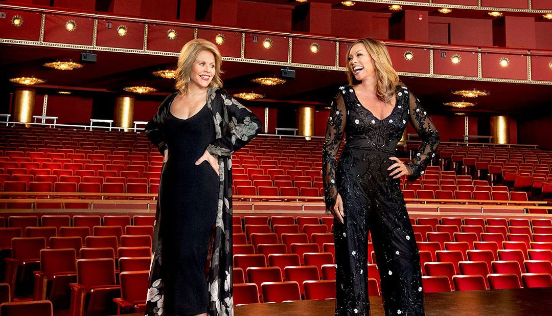 Watch Renée Fleming Perform with Vanessa Williams Live at The Kennedy Center!