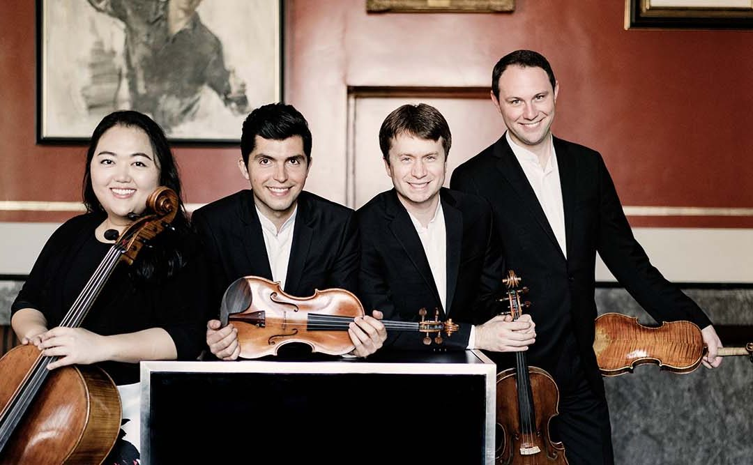 Calidore String Quartet to Open Lincoln Center's New Virtual Series
