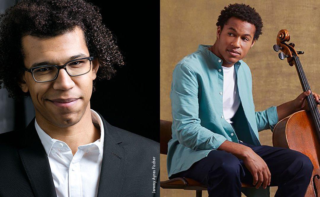 Jonathon Heyward and Sheku Kanneh-Mason Nominated for 2020 RPS Awards
