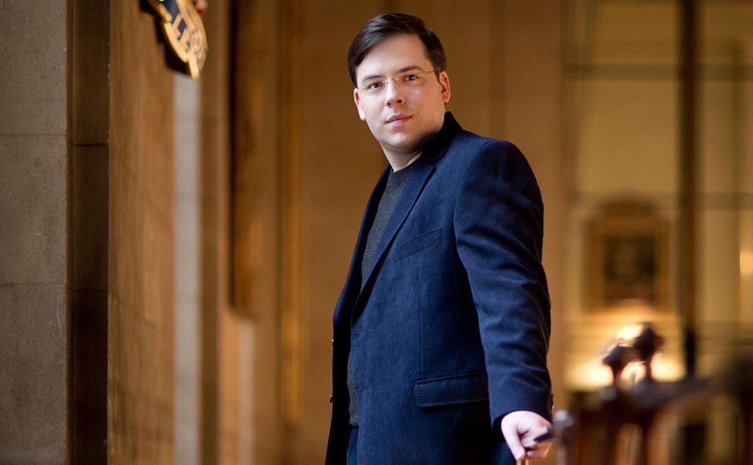 JAMES FEDDECK APPOINTED PRINCIPAL CONDUCTOR OF ORCHESTRA I POMERIGGI MUSICALI DI MILANO
