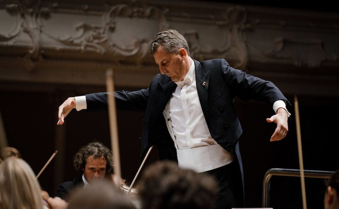 MAESTRO GIORDANO BELLINCAMPI TO EXTEND  PARTNERSHIP WITH AUCKLAND PHILHARMONIA ORCHESTRA