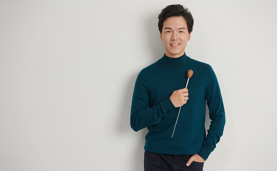 Hong Kong Philharmonic Orchestra Appoints Lio Kuokman Resident Conductor
