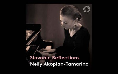 Nelly Akopian-Tamarina's New Album, Slavonic Reflections, Available Now on Pentatone