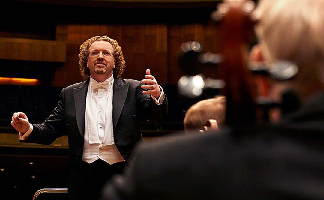 Stéphane Denève Conducts the 2020 Nobel Prize Concert on 8 December, 19.00 CET