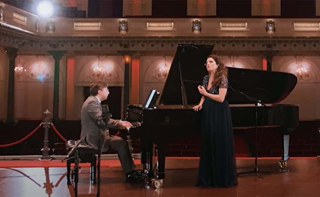 "Don't Miss Lilian Farahani in ""The Empty Concertgebouw Sessions"""