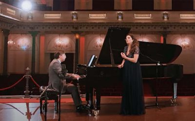 """Don't Miss Lilian Farahani in """"The Empty Concertgebouw Sessions"""""""