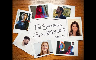 """The Swingles Release """"Snapshots, Vol. II"""" on Friday, 5 February"""