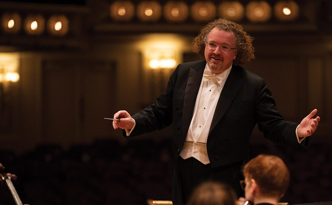 Join Stéphane Denève and St. Louis Symphony Orchestra for their Virtual Spring 2021 Season