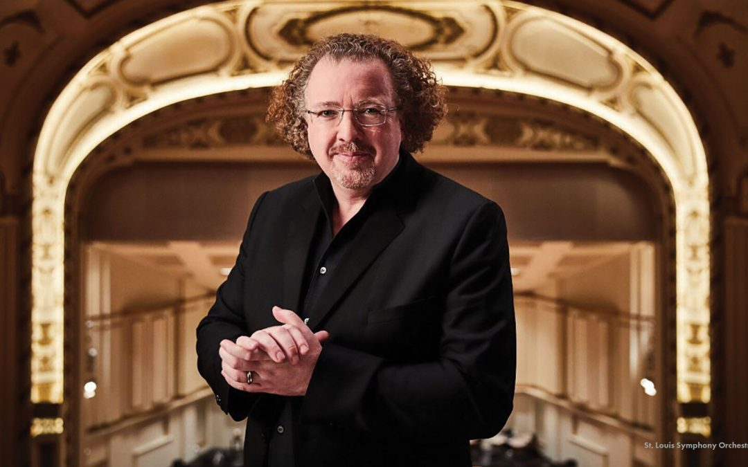 Stéphane Denève Extends Tenure as Music Director of St. Louis Symphony Orchestra Through the 2025/2026 Season