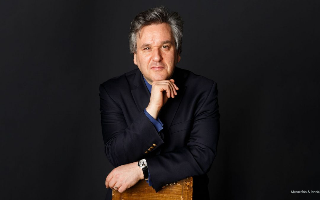 Sir Antonio Pappano Announced as Next Chief Conductor of the London Symphony Orchestra; Pappano Extends as Music Director of Royal Opera House through 2023/24