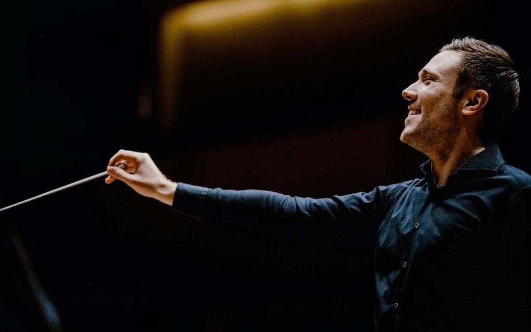 Watch Roberto González-Monjas's Lahti Symphony Orchestra Conducting Debut 18 March
