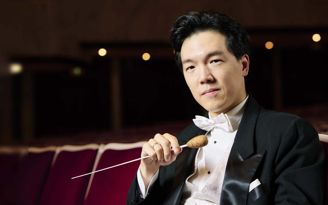 Conductor Lio Kuokman Named Musical America New Artist of the Month