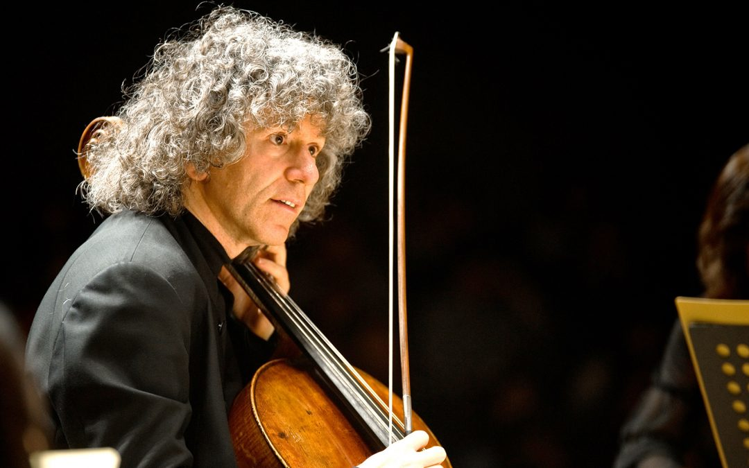 Watch: Steven Isserlis Performs with the London Philharmonic Orchestra on Marquee TV 14 April