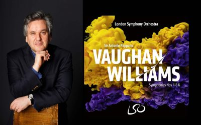 Major Acclaim for Sir Antonio Pappano and the LSO's New Release, Vaughan Williams: Symphonies Nos. 4 & 6