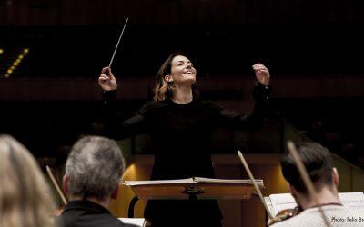 Alondra de la Parra Makes Orchestra Sinfonica di Milano Giuseppe Verdi Debut 26 and 27 May