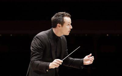 Case Scaglione Makes His Spanish Conducting Debut with Orquesta Sinfónica de Castilla y León 6 – 8 May